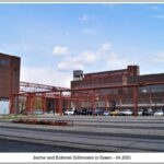Zeche und Kokerei Zollverein in Essen - Foto I.Milde & G.Zelle